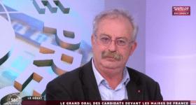 Marc Vuillemot en direct sur Public Sénat mercredi 22 mars