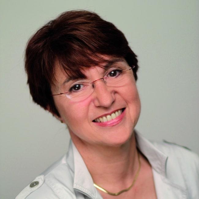 Catherine Arenou dans l'émission politique du 27 septembre sur France 2