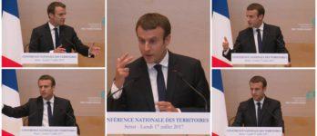 Retour sur la Conférence des territoires – Déclaration du 18 juillet 2017