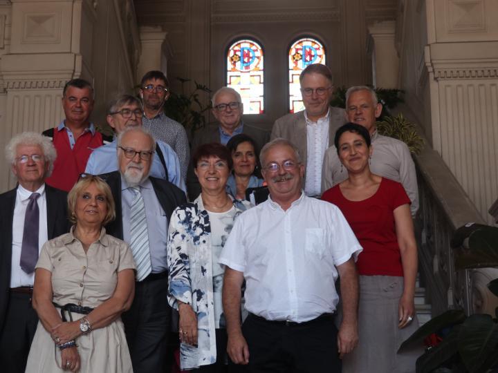 Marc Vuillemot, maire de La Seyne-sur-Mer réélu président de Ville & Banlieue
