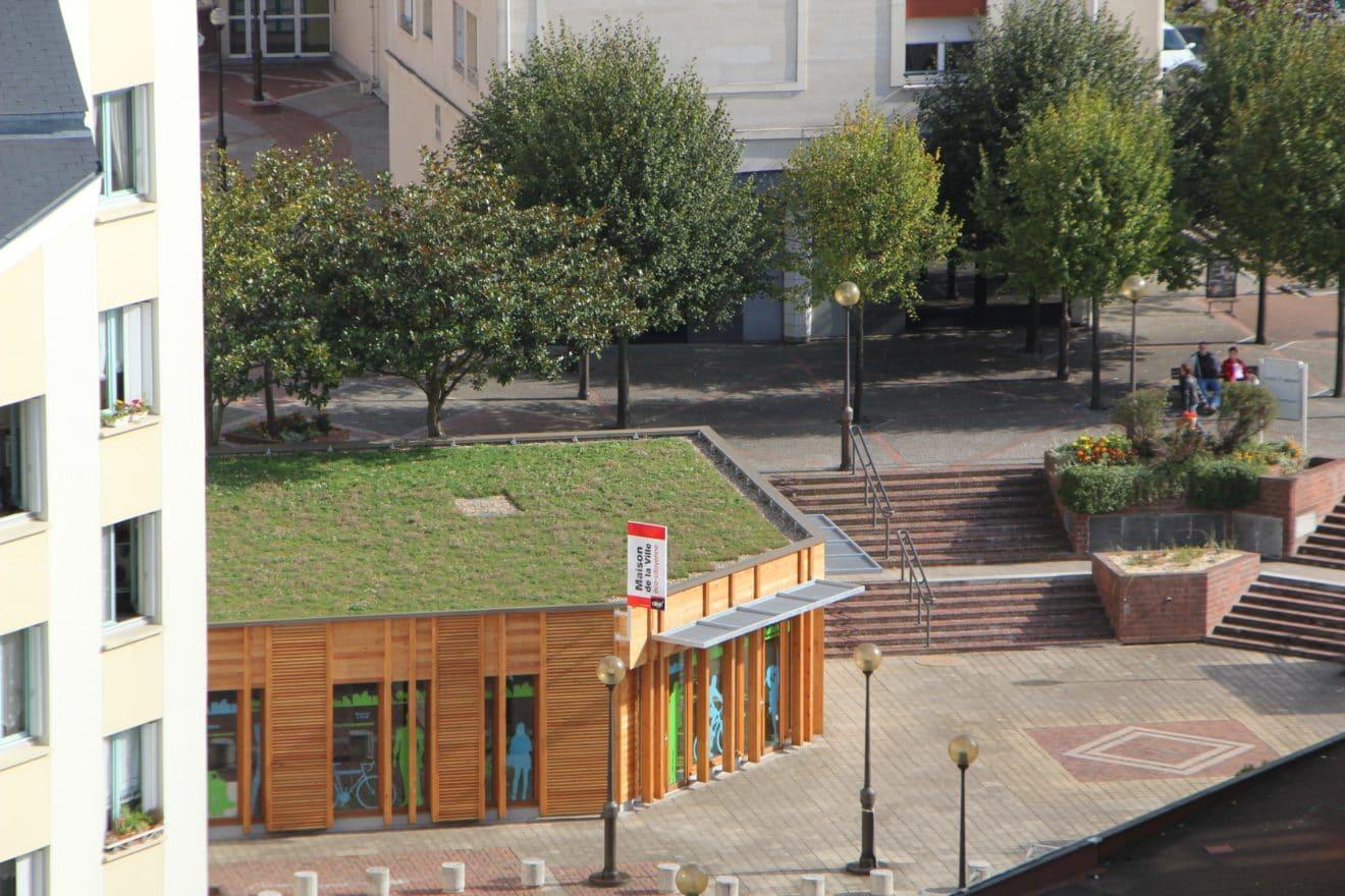 Agenda 21 local et Maison de la ville : Creil passe au durable