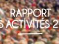rapport)activit