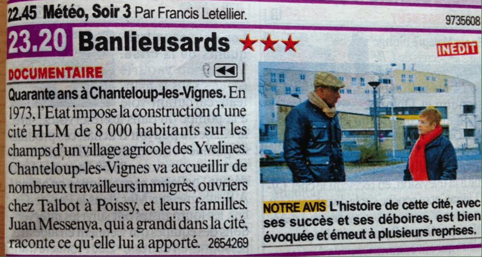 Banlieusards FR3