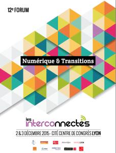 12e Forum Interconnectés DEC 2015
