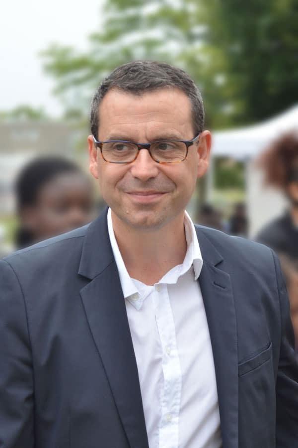 Philippe Rio, maire de Grigny élu meilleur maire du monde