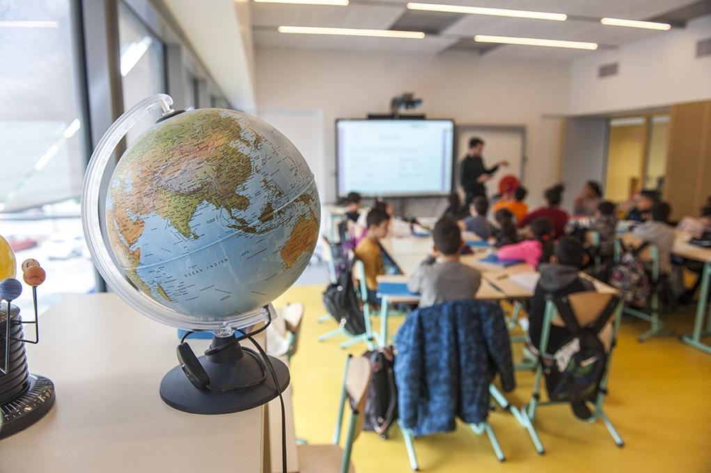 Vaulx-en-Velin fait le pari de l'école inclusive à l'école René Beauverie