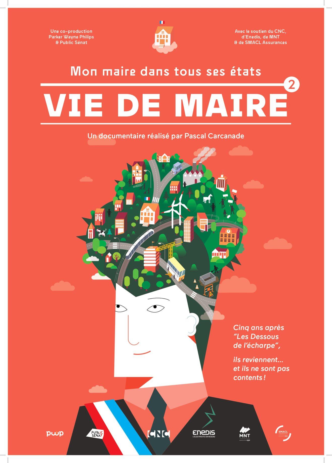 Affiche Vie de Maire 2