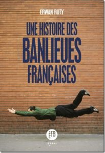 Couverture histoire des banlieues francaises