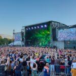 Concert Magic-System au Festival de Trélazé