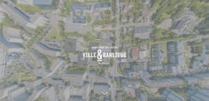 Photo aérienne de la commune de Chanteloup