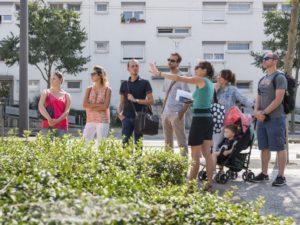 La métropole de Lyon et ses balades urbaines