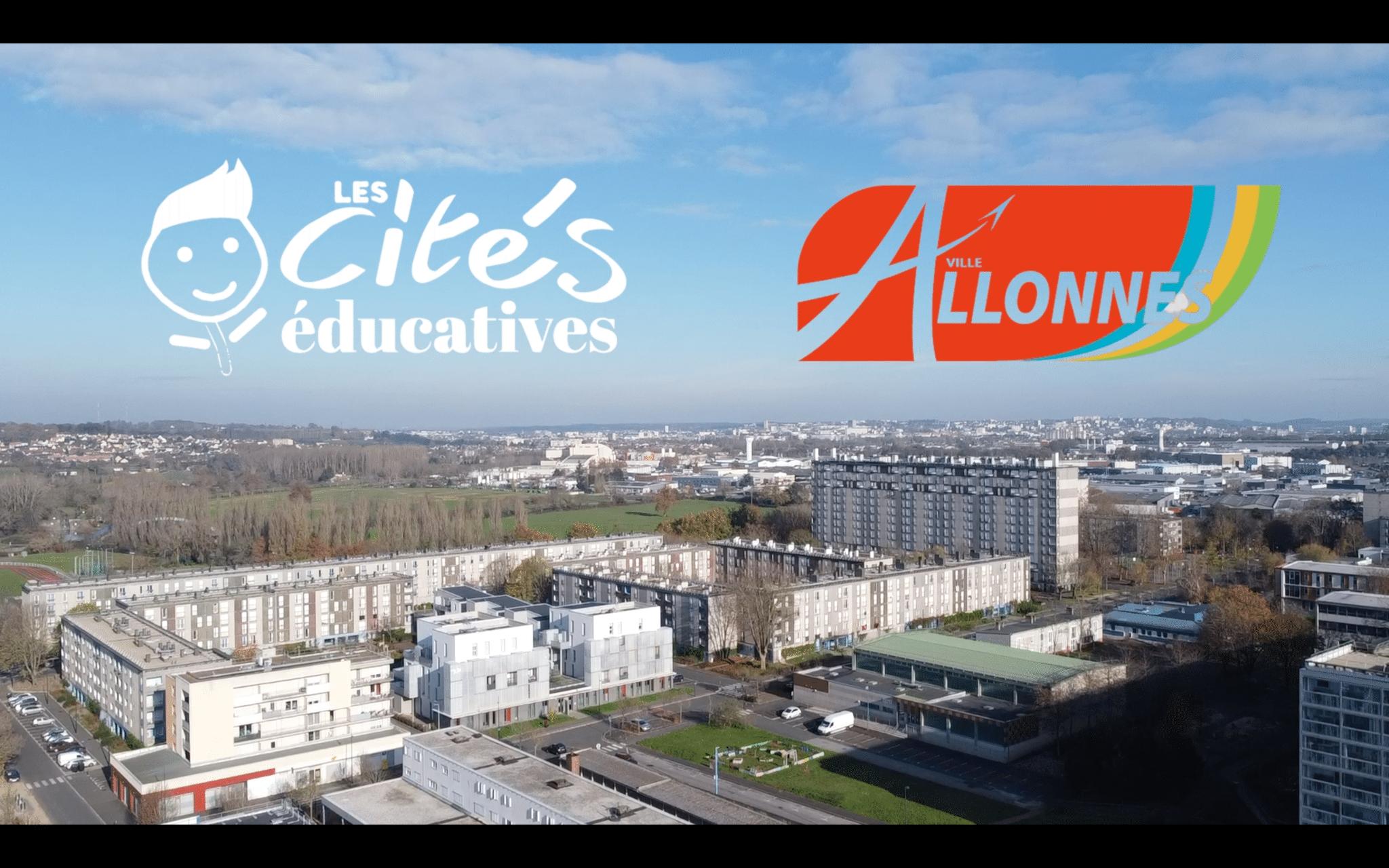 Focus sur la cité éducative à Allonnes