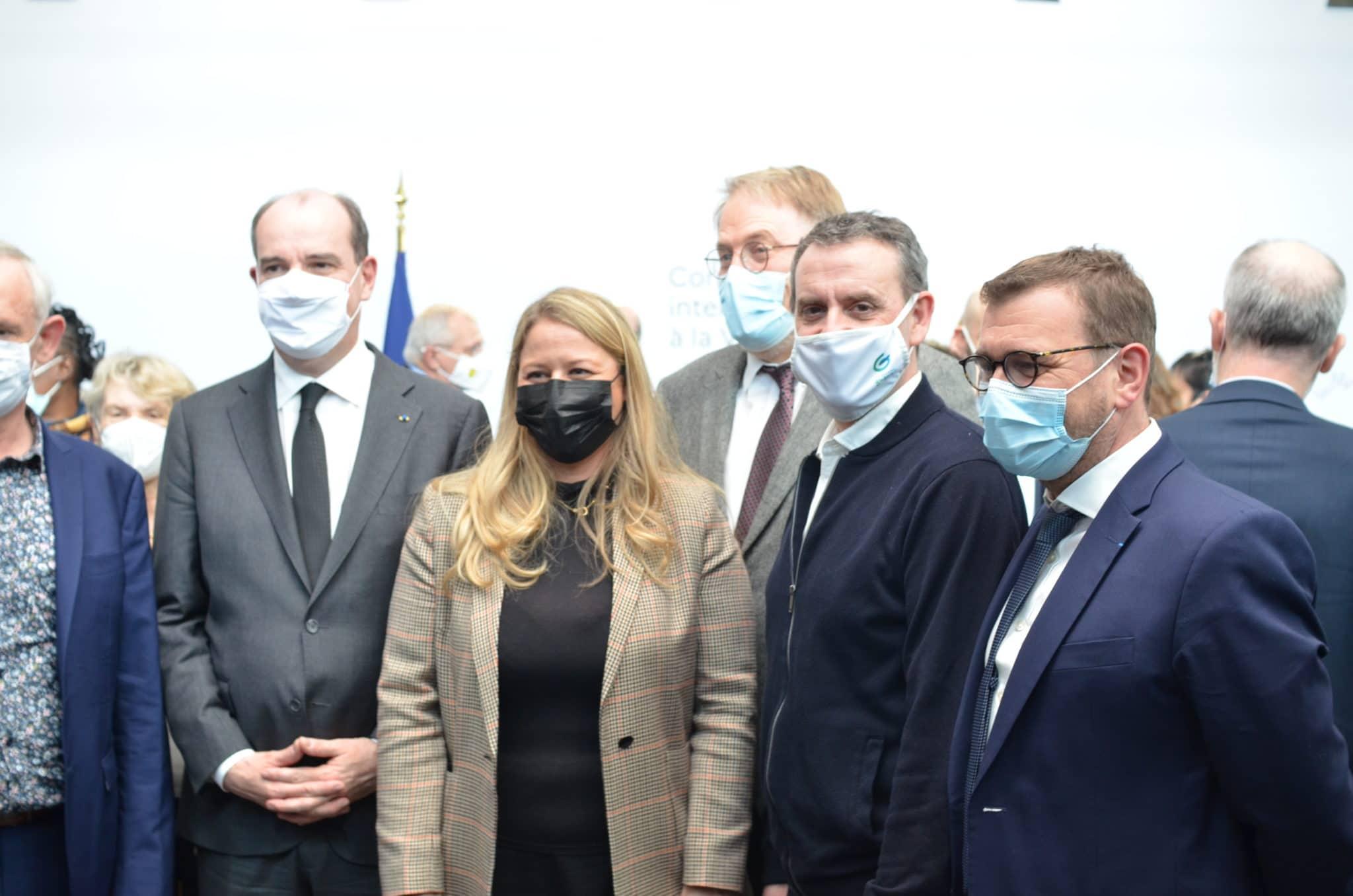 Conseil interministériel des Villes du 29 janvier à  Grigny (91)