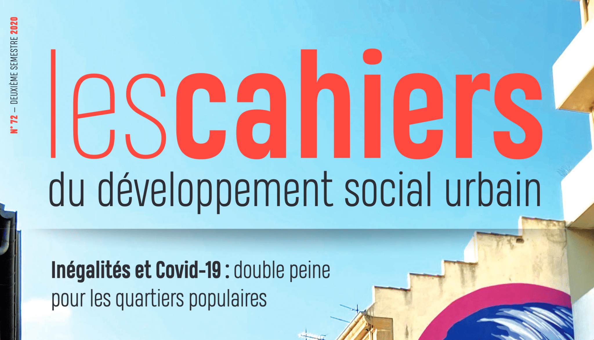 """""""Inégalités et Covid-19 : double peine pour les quartiers populaires"""""""