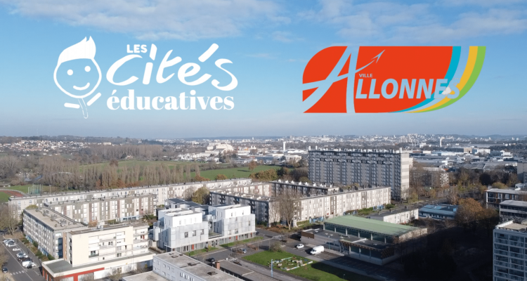 Allonnes, cite educative