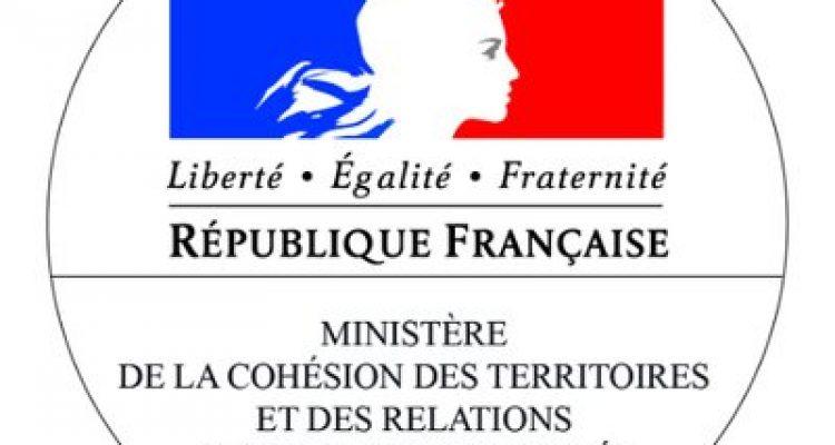 ministère cohésion territoire